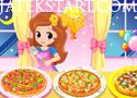 Nancy's Deluxe Pizza Játék