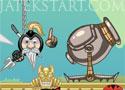 Ninja Cannon Retaliation nindzsás robbantós játékok