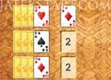 Osmosis Solitaire egyszerű kártyás játékok