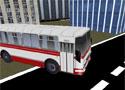 Park It 3D City Bus buszos parkolós