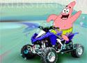 Patrick ATV 3D verseny Spongya Bob haverjával