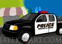 Police Truck Játékok