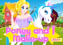 Poney and I Makeup