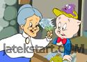Porky's fish játék