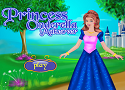 Princess Cinderella Makeover