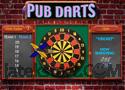 Darts játék