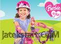 Ride with Barbie játék