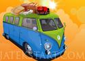 Road Trip Frenzy busszal Európában
