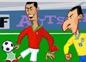 Ronaldo Vs Ibrahimovic Játékok