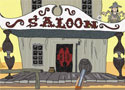 Saloon Shootout vadnyugati lövöldözés