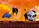 Samurai Autumn futós mászkálós játék