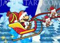 Santa Mario Delivery gyűjts érméket Márióval