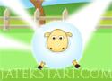 Sheep Physics építs bárányhalmot