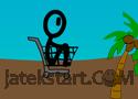 Shopping Cart Hero játék