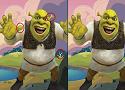 Shrek Differences