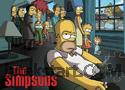 Simpsons Mafia játék