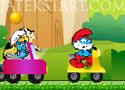 Smurfs Fun Race versenyezz a Hupikék Törpikékkel