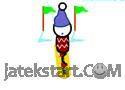 Snowboard Slalom Xtreme Játékok
