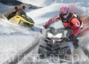 Snowmobile Racing motoros szán versenyzős játékok