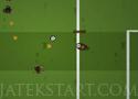 Soccer Rampage 2 labdás kidobós játék