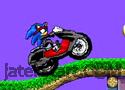 Sonic Ninja Motobike Játékok