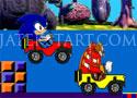 Sonic Stars Race versenyes játékok