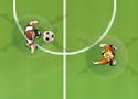 Spin Kicker rugós foci játék