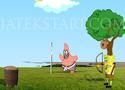 Spongebob Super Archer nyilazós játék Spongya Bobbal