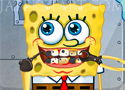 Spongebob Tooth Problems Spongyabob fogorvosos játék
