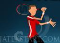 Stick Tennis online tenisz játék