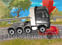 Strongest Truck 2 játék