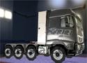 Strongest Truck játék