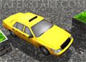 Taxi Parking 3D amerikai taxi játékok