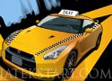 Taxi Rush a városban mégpedig Nissan GTR