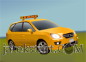 Taxi Rush játék