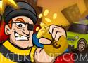 The Great Robbery szedd össze az aranyat és menekülj