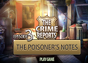 The Poisoners Notes