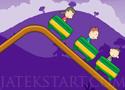 Trolleez Coaster hullámvasút játék
