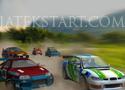 Turbo Rally előzd meg és driftelj