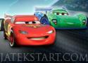 Cars 2 World Grand Prix Races nyerd meg a versenyt Villám McQueennel