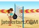 Boom-boom Volleyball játék