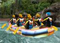 White Water Rafting vadvízi evezés