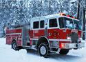Winter Firefighters 2 tűzoltóautós játékok
