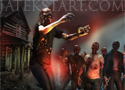 Zombie Takedown zombi lövöldözős játékok