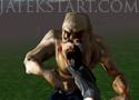 Zombies Curse lődd le a zombikat